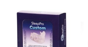 sleepPro bite antirussamento personalizzabile custom