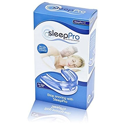 sleepPro Easifit recensione smettere roncopatia