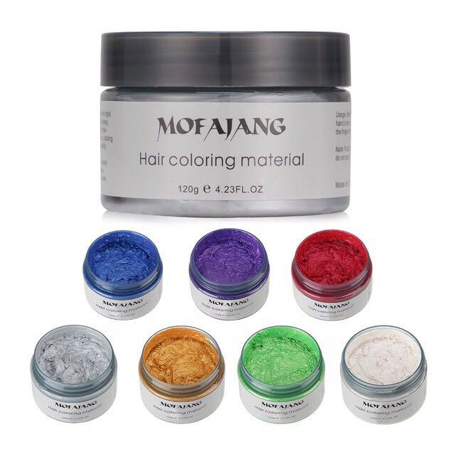 acquista color wax mofajang